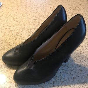 Giuseppe Zanotti black heels